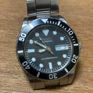 セイコー(SEIKO)のセイコー SKX023 7s26-0050 自動巻(腕時計(アナログ))