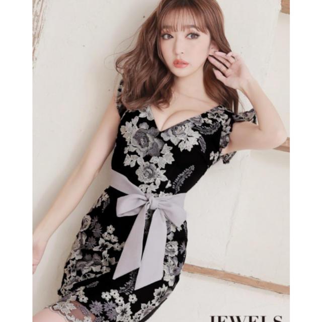 JEWELS(ジュエルズ)のジュエルズ ミニドレス キャバ レディースのフォーマル/ドレス(ミニドレス)の商品写真