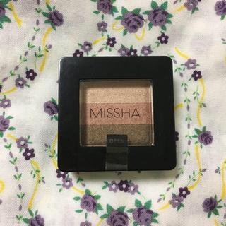 ミシャ(MISSHA)のmissha ミシャ トリプルシャドウ アイシャドウ 10号 オリエンタルピンク(アイシャドウ)