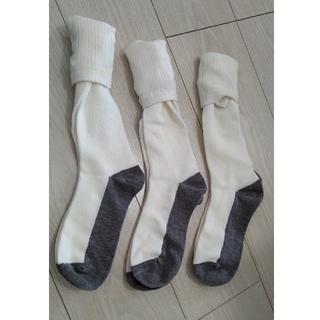ベルメゾン(ベルメゾン)のベルメゾン 足底濃色靴下 21〜23cm(靴下/タイツ)