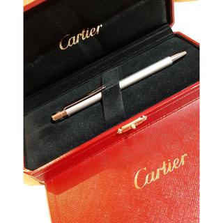 カルティエ(Cartier)のCartier サントス ドゥ カルティエボールペン(ペン/マーカー)