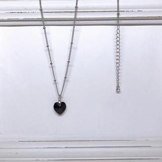 ボウダンショウネンダン(防弾少年団(BTS))の🖤 necklace 《 V 》(ネックレス)