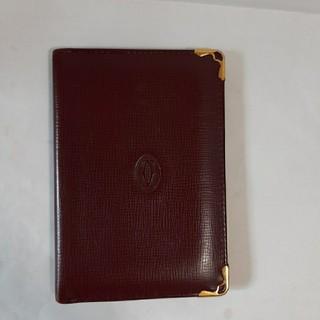 カルティエ(Cartier)のカルティエ カードケース パスケース ボールド(名刺入れ/定期入れ)