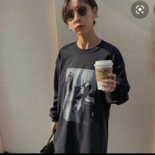 アメリヴィンテージ(Ameri VINTAGE)のAmerivintage マリリンモンローロンT(Tシャツ(長袖/七分))