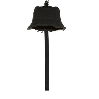 PEACEMINUSONE - PMO CANVAS BUCKET HAT #1 BLACK