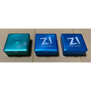 ロートセイヤク(ロート製薬)のロートZ 目薬 ケース【3個セット】(日用品/生活雑貨)