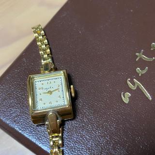 アガット(agete)のアガット アンティーク腕時計(腕時計)