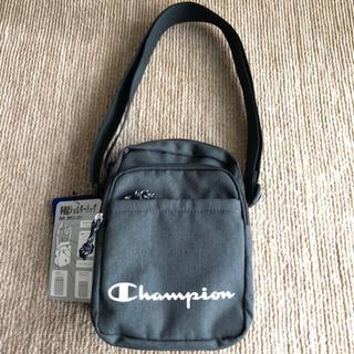 チャンピオン(Champion)の新品 チャンピオン ミニ ショルダーバッグ 黒 メンズ レディース  即購入(ショルダーバッグ)
