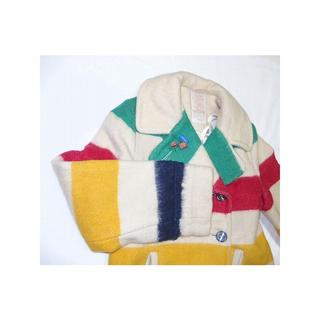 ロキエ(Lochie)の▪️70's【HUDSON'S BAY】VINTAGE COAT(ロングコート)