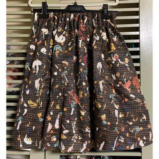 ツモリチサト(TSUMORI CHISATO)の☆新品☆ツモリチサト tsumorichisato スカート(ひざ丈スカート)