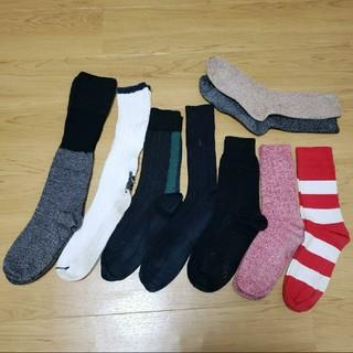 コムデギャルソン(COMME des GARCONS)の靴下 ソックス 7点セット25~27cm ポロラルフローレン他(ソックス)
