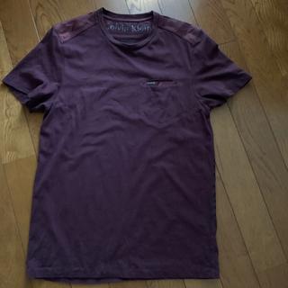 カルバンクライン(Calvin Klein)のメンズ カットソー(Tシャツ/カットソー(半袖/袖なし))