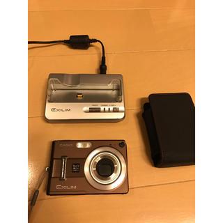 カシオ(CASIO)のデジタルカメラ CASIO EXILIM ZOOM EX-Z55(コンパクトデジタルカメラ)