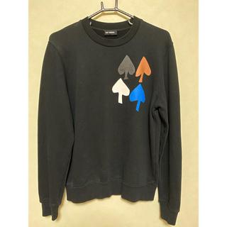 ラフシモンズ(RAF SIMONS)の【XS】raf simons sweat shirt(スウェット)