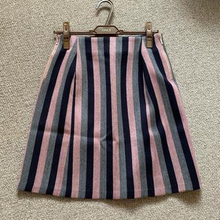 イエナ(IENA)のタグ無し未使用  IENA スカート ピンク(ひざ丈スカート)