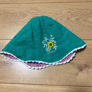 プチジャム(Petit jam)のプチジャム リバーシブル 帽子(帽子)