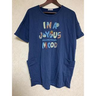 ラフ(rough)のTシャツ(分厚め) rough(Tシャツ(半袖/袖なし))