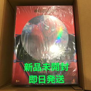 マスターピース(master-piece)の【新品未開封】国内正規品 ホットトイズ スパイダーマン ホームメイドスーツ版(アメコミ)