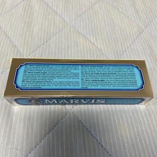 マービス(MARVIS)のMARVIS マービス 85ml AQUATIC MINT(歯磨き粉)