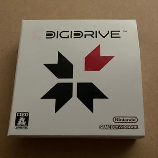 ゲームボーイアドバンス(ゲームボーイアドバンス)のデジドライブ DEGDRIVE(家庭用ゲームソフト)