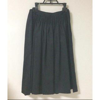 ツモリチサト(TSUMORI CHISATO)のツモリチサト ギャザースカート(ひざ丈スカート)