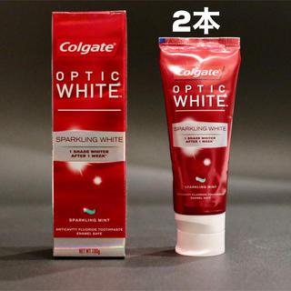 Crest - 【お得2本セット】Colgate / コルゲート ホワイトニング 歯磨き粉
