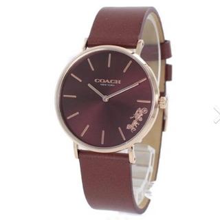 コーチ(COACH)の【新品未使用】COACH ペリー 腕時計 14503558(腕時計(アナログ))