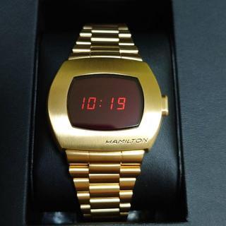 ハミルトン(Hamilton)の【新品・サイズ未調整】hamilton PSR 限定BOX付 ハミルトン(腕時計(デジタル))