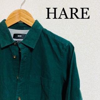 ハレ(HARE)のキム様 専用 HARE/ハレ 長袖 シャツ Mサイズ(シャツ)