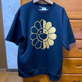 ちょろるな様専用 REZARD×村上隆 ビックフラワーTシャツ(Tシャツ/カットソー(半袖/袖なし))