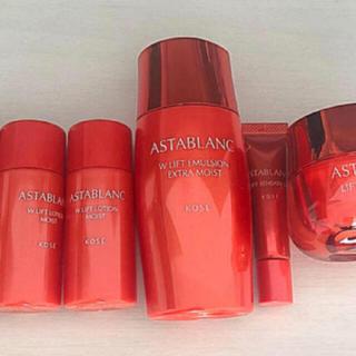 ASTABLANC - アスタブラン 化粧水 乳液 美容液