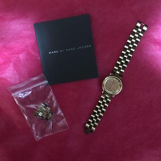 マークバイマークジェイコブス(MARC BY MARC JACOBS)のMARC BY MARC JACOBS♡マークバイマークジェイコブス腕時計(腕時計)