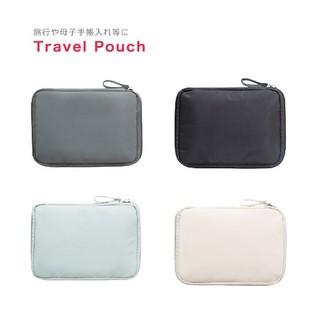 母子手帳ケース パスポートケース マルチケース(旅行用品)