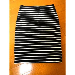 サリア(salire)のsalire タイトスカート(ひざ丈スカート)
