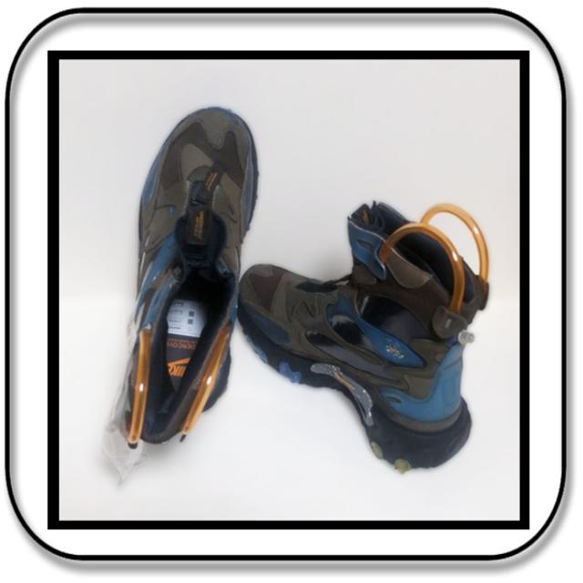 UNDERCOVER(アンダーカバー)の(27cm): ナイキ x アンダーカバー REACT BOOT  US9.5 メンズの靴/シューズ(ブーツ)の商品写真