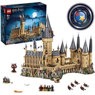 レゴ(LEGO) ハリーポッター ホグワーツ城 71043 ブロック おもちゃ