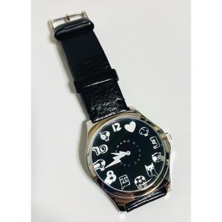 マークバイマークジェイコブス(MARC BY MARC JACOBS)の【電池新品の美品】マークバイマークジェイコブスの限定デザイン腕時計MBM5021(腕時計(アナログ))