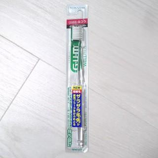 サンスター(SUNSTAR)のGUM ウェルプラスハブラシ 466 ふつう(歯ブラシ/デンタルフロス)