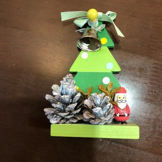 木製サンタお飾り💫💫(置物)