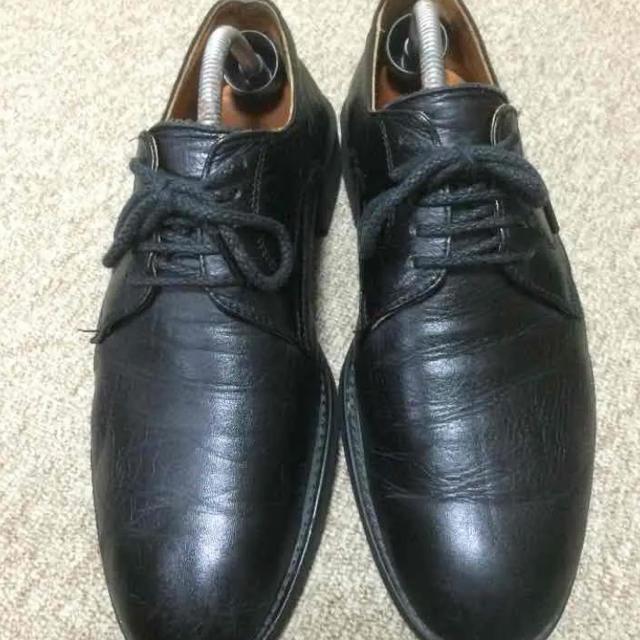 【最終値引き】cento felima ドレスシューズ メンズの靴/シューズ(ドレス/ビジネス)の商品写真