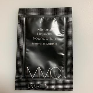 エムアイエムシー(MiMC)のMiMC ミネラルリキッドリーファンデーション 102(ファンデーション)