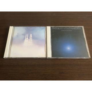 アンドレアス・フォーレンヴァイダー旧規格2作品セット 日本盤(ヒーリング/ニューエイジ)