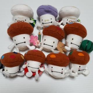 エヌティティドコモ(NTTdocomo)のドコモダケ 人形(ノベルティグッズ)