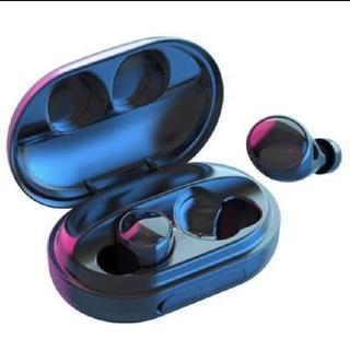 ワイヤレス イヤホン Bluetooth Hi-Fi高音質  マイク付き(ヘッドフォン/イヤフォン)
