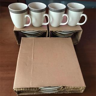ムジルシリョウヒン(MUJI (無印良品))のぽんちゃん様専用‼︎ 食器セット ギブソン16ピースディナーウェアセット(食器)
