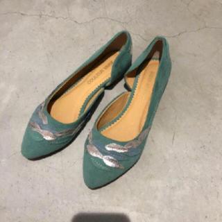 アグ(UGG)のクロールバリエ シューズ(ローファー/革靴)