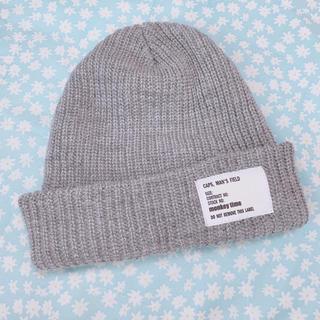 ユナイテッドアローズ(UNITED ARROWS)のユナイテッドアローズ🧢ニット帽(ニット帽/ビーニー)