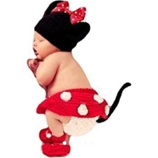 ディズニー(Disney)のミニー 着ぐるみ コスチューム コスプレ ディズニー Disney(衣装一式)