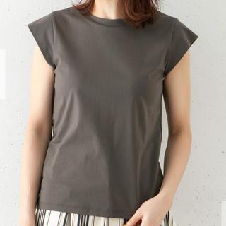 アーバンリサーチロッソ(URBAN RESEARCH ROSSO)のフレンチスリーブTシャツ(Tシャツ(半袖/袖なし))