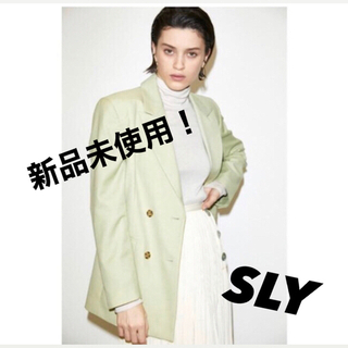 スライ(SLY)のSLY【THROW】セットアップ(テーラードジャケット)
